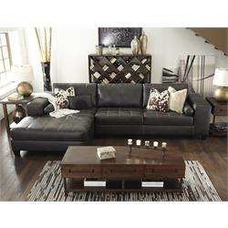 2pc Sectional Charcoal 87701 16 67 Image